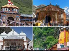 Finance Ministry Grants Rs 2,000 Crore For Chardham Yatra Project