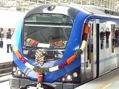दिल्ली, मुंबई, बेंगलुरु और जयपुर के बाद अब चेन्नई को मिली मेट्रो की सौगात