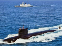 Navy Alert to Chinese Nuclear Submarine Threat in Indian Ocean
