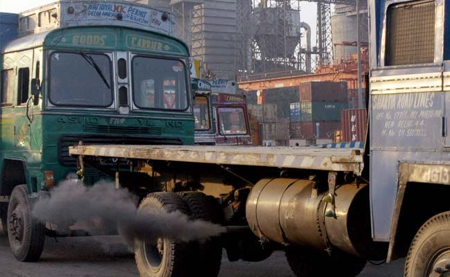 Supreme Court Bans Heavy Vehicles Into Delhi From 4 More Entry Points