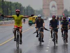 Delhi to Receive Light Rain This Evening, Forecasts Weather Department