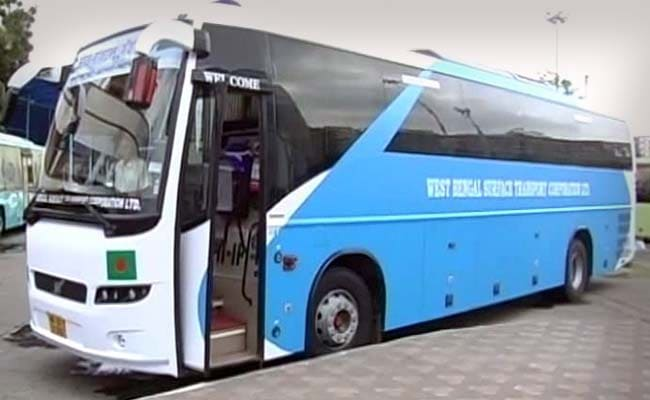 bus services between india bangladesh flagged off