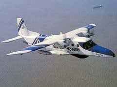 Coast Guard's Dornier Aircraft With 3 on board Missing Off Chennai