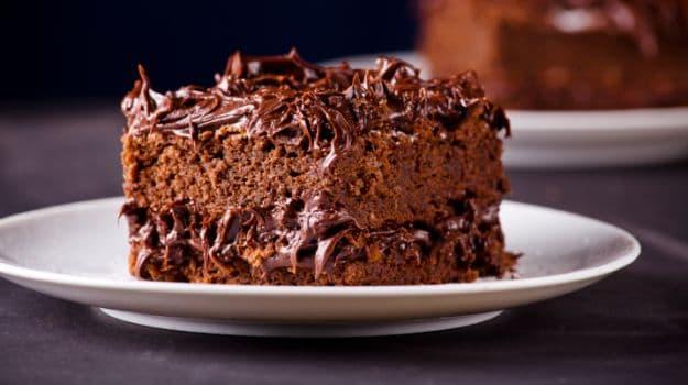 Chocolate cake recipes eggless