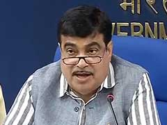 Congress Exposed on Land Bill: Union Minister Nitin Gadkari