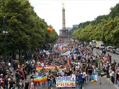 Thousands Fill Streets for Berlin Gay Pride After Historic US Ruling