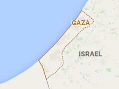 Israeli Air Raid Hits Gaza After Rocket Attack: Reports