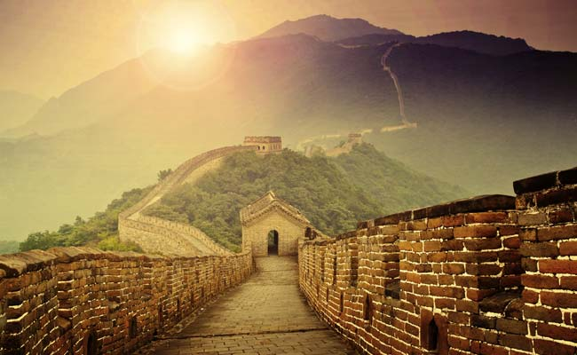 China's Great Wall is Disappearing, Says Report