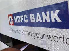 HDFC Bank Says 'Comfortable' With Higher Bad Loans In Q1