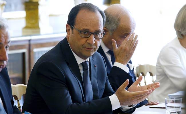 Bashar al-Assad is Problem, Not Solution in Syria: French President Francois Hollande