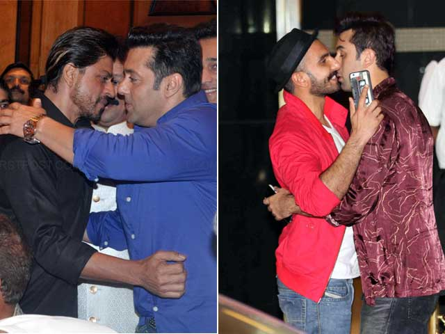 The Hug: Bollywood's New Peace Keeping Force