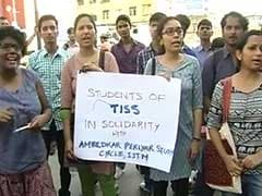IIT Madras Row: Bombay Students Protest in Solidarity