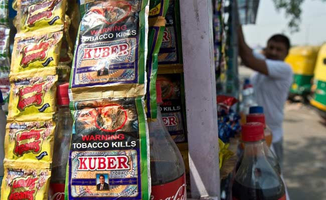 Delhi Government Bans Sale Of All Forms Of Chewable Tobacco For 1 Year