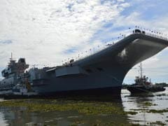 India's First Aircraft Carrier INS Vikrant Gets Permanent Memorial In Mumbai