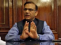 India Focusing On Market Dislocations From Brexit: Jayant Sinha