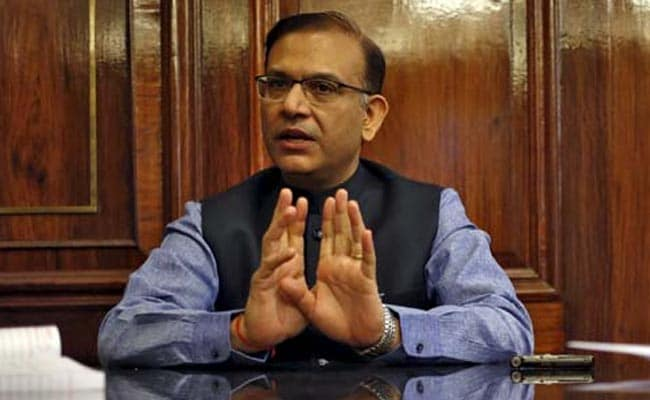 File photo: Jayant Sinha