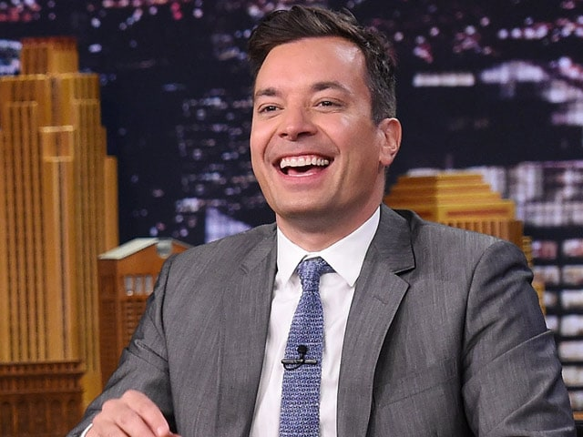 Jimmy Fallon Injures H...