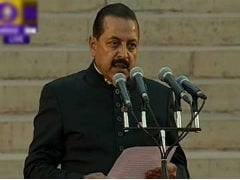 Union Minister Jitendra Singh Announces Rs 1500 Crore Nuclear Insurance Pool