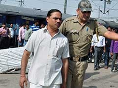 AAP Lawmaker Jitender Tomar Claims Threat To Life