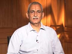 Nothing Wrong in My Meetings With Former CBI Chief: New Chief Vigilance Commissioner KV Chowdary to NDTV