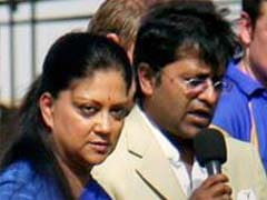 Vasundhara Raje Was Lalit Modi's Business Partner, Says Congress, Citing Her Election Papers
