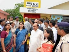 Union Minister Maneka Gandhi Launches First Modernised Anganwadi Centre in Sonepat