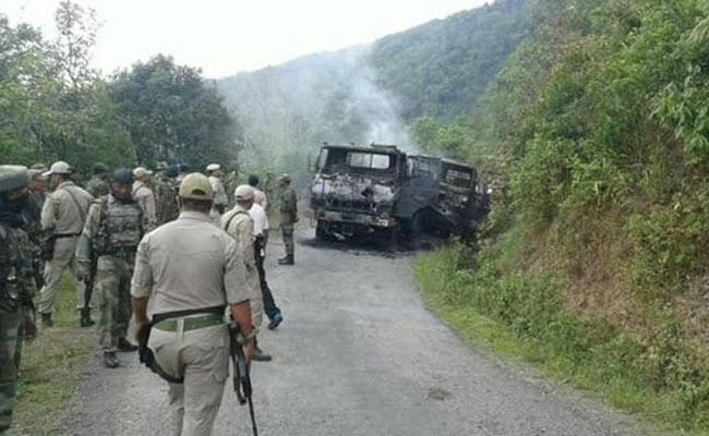 Days After Manipur Ambush, Army Hits Militants Across the Myanmar Border in Joint Operation With Air Force