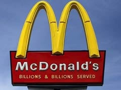 McDonald's U.S. Sales Revive Amid Stiff Competition