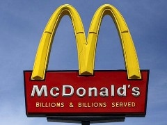 McDonald's Hit By European Consumers' Anti-Trust Complaint
