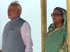 Bangladesh PM Sheikh Hasina Accepts PM Narendra Modi's Invitation To Visit India