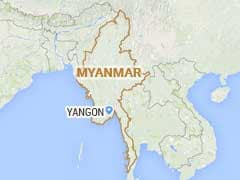 Fire Ruins 600 Houses In Myanmar