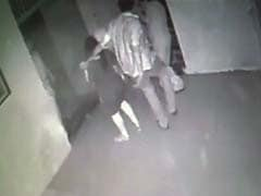 Caught on Camera Ransacking Ashram, Mumbai Corporator on the Run