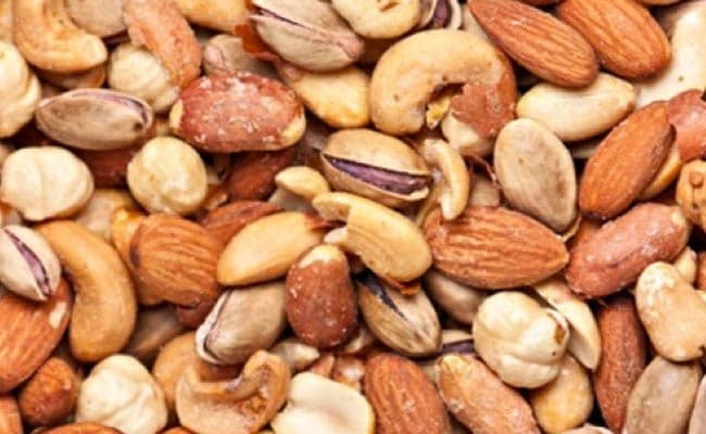 Eating Nuts May Help Reduce Inflammation