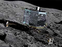 Philae is Boldly Going Where No Man Should Go - Let's Leave Space to the Robots