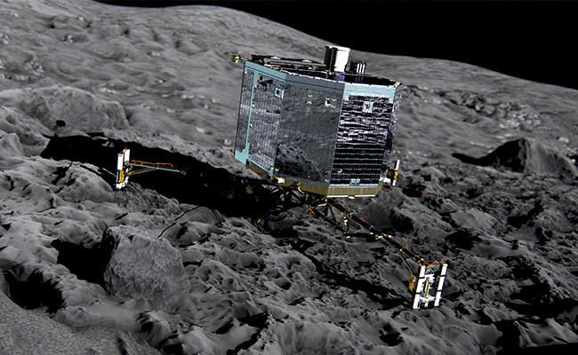 Comet Probe Philae 'Silent', Ground Control Concerned