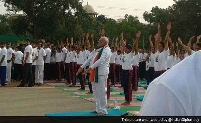 What PM Modi Said About Yoga Today: Top 5 Quotes