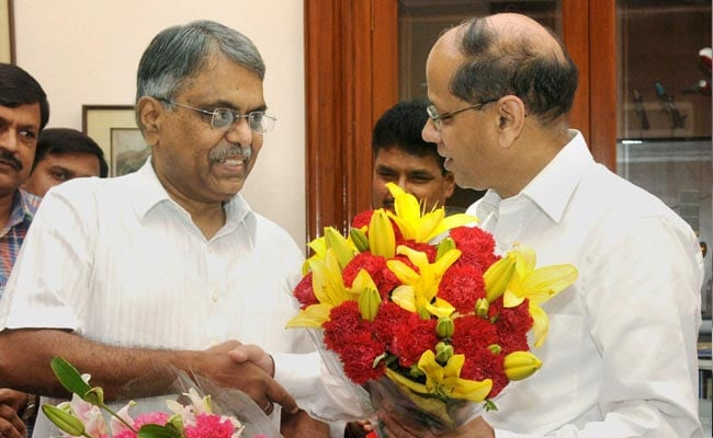Cabinet secretary PK Sinha given one-year extension