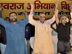 Yogendra Yadav, Prashant Bhushan To Launch Political Party For Punjab Polls