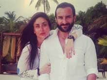 Holiday Album: Soha Tweets Pics of Kareena and Saif in Maldives