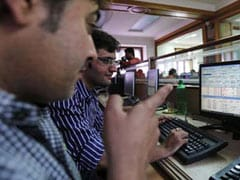 Sensex Ends 58 Points Lower On Profit-Booking