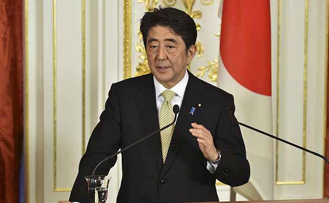 Japan Prime Minister Shinzo Abe Orders 'Full Review' of 2020 Olympic Stadium