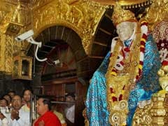 Shirdi's Saibaba Temple Gets Rs 31.73 Crore In Donations Post Note Ban