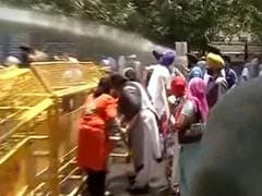 1984 Riots: Sikh Groups Protest Outside Congress Headquarters Against Jagdish Tytler