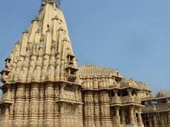 Somnath Temple In Gujarat To Invest In Gold Monetisation Scheme