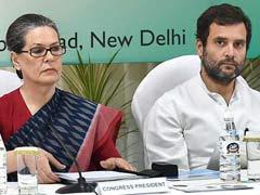 Sonia Gandhi on 2-Day Visit to Rae Bareli on September 9