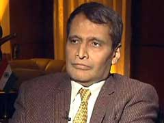 Railway Minister Suresh Prabhu Unhappy Over Train Delays