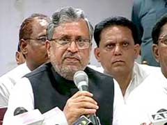 Sushil Modi Questions Nitish Kumar's Silence On Triple Talaq