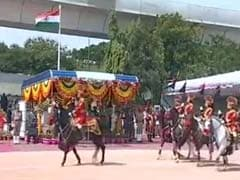 Happy Birthday Telangana. Grand Celebrations as State Turns 1