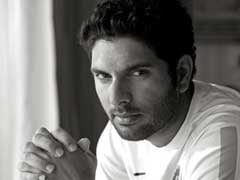 After Beauty, Education, Yuvraj Singh Looks Towards The Sky