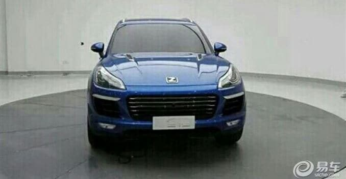 Porsche To Sue Chinese Carmaker For Macan Knockoff Ndtv